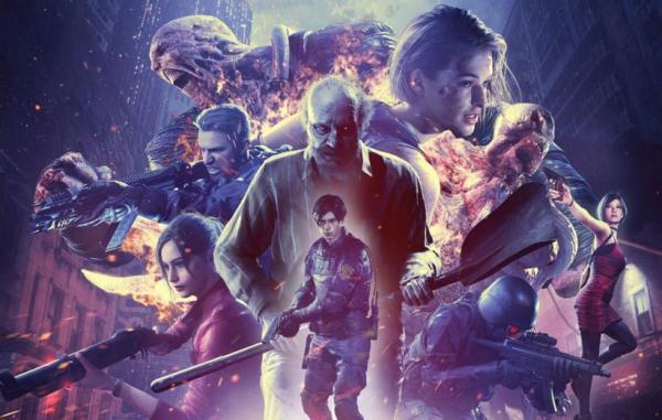 عرضه Resident Evil Re:Verse به سال 2022 موکول شد